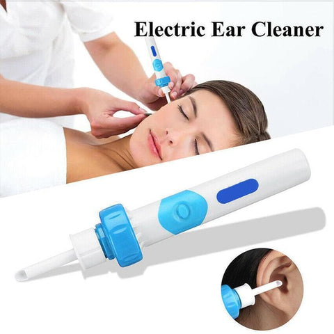 The Modern and Safest Ear Wax Remover Vacuum Cleaner.