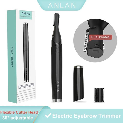 Cross-Border Electric Eyebrow Shaving Trimmer