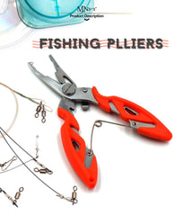 Tackle Tool Cutting Fish Use Tongs Multi-function Scissors