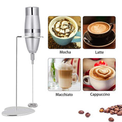 Milk Frother Electric Handheld
