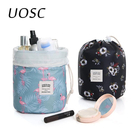 Portable Make up Women  Bag Toiletry Travel Kits