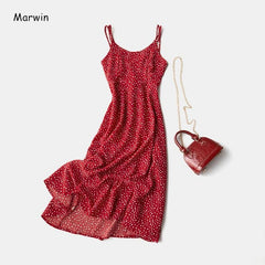 Marwin 2020 New-Coming Summer Holiday Dress  Beach Style