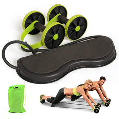Abdominal Roller Wheel Multi-Functional Wheel Equipment