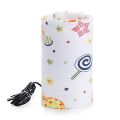 Portable Travel Baby Milk Bottle Heater