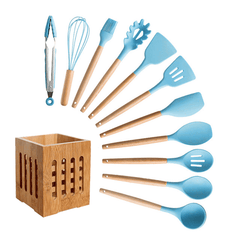 Silicone Cooking Utensils Set