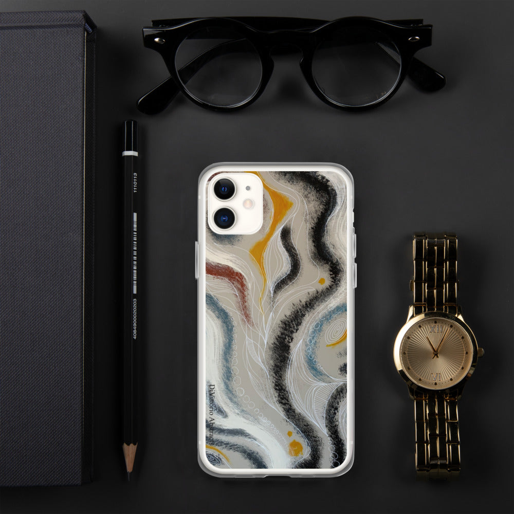 Capricious Clime iPhone Case