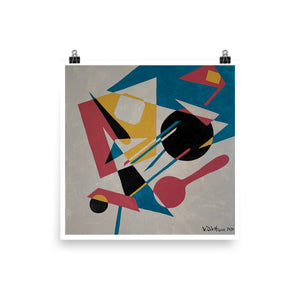 Suprematism Study - DiVittorio Abstracts