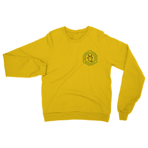 eco friendly, environmental friendly, ecological, bio, biological, reusable, environmentalist, organic, green, sustainable clothing, sustainable fashion, sustainable brands, sustainable development. plastic free shop, sweatshirt, gold, yellow,