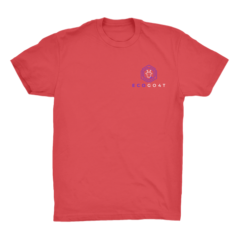 Organic GO4T T-Shirt Red