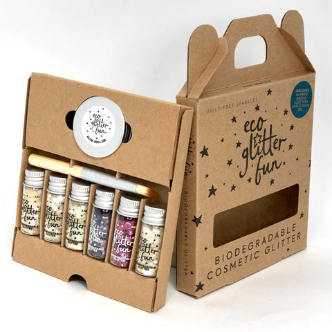 PURE HEAVEN Biodegradable Glitter Set