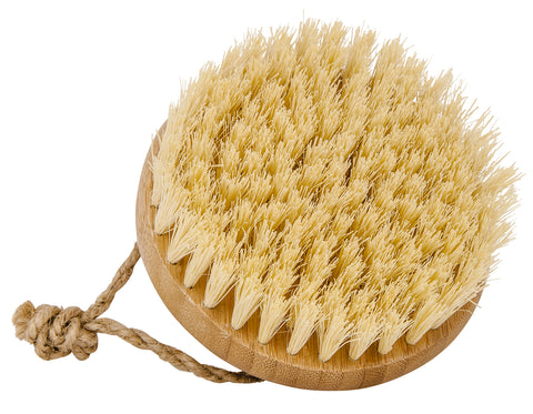 Coconut Bristles Massage Brush