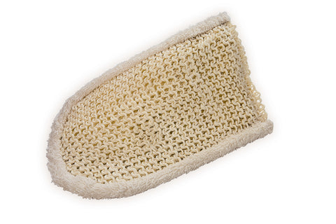 Sisal & Cotton Massage Glove