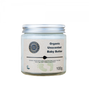 Organic Baby Butter (Unscented)