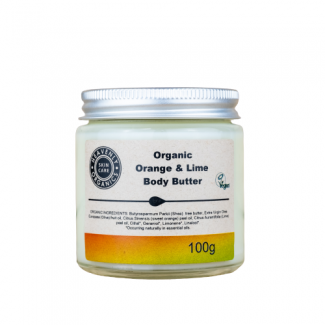Organic Body Butter (Orange & Lime)