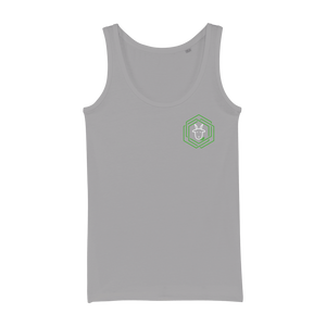 eco friendly, environmental friendly, ecological, bio, biological, reusable, environmentalist, organic, green, sustainable clothing, sustainable fashion, sustainable brands, sustainable development. plastic free shop, organic cotton, tank top, dark grey,