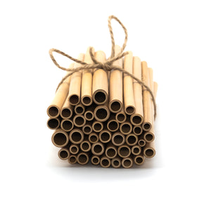 Trade Pack - Reusable Organic Bamboo Straws