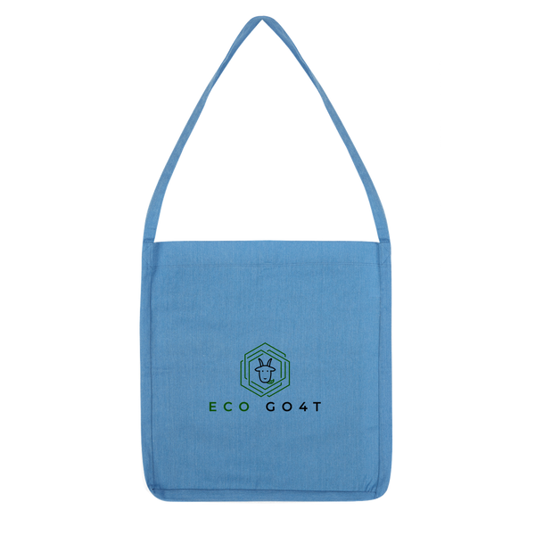 eco friendly, environmental friendly, ecological, bio, biological, reusable, environmentalist, organic, green, sustainable clothing, sustainable fashion, sustainable brands, sustainable development. plastic free shop, tote bag, cotton, shopper, mid blue