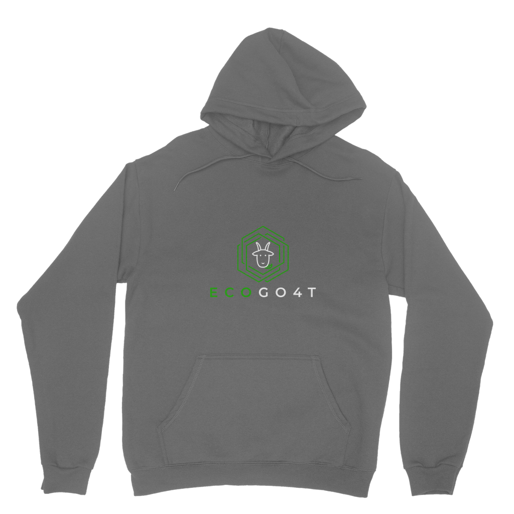 eco friendly, environmental friendly, ecological, bio, biological, reusable, environmentalist, organic, green, sustainable clothing, sustainable fashion, sustainable brands, sustainable development. plastic free shop, hoodie, dark grey,