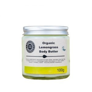 Organic Body Butter (Lemongrass)