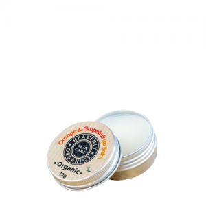 Heavenly Organics Lip Balm (Orange & Grapefruit)