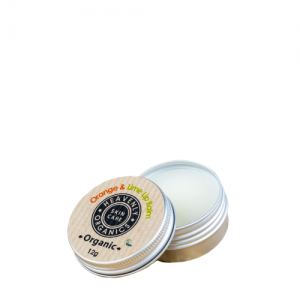 Heavenly Organics Lip Balm (Orange & Lime)