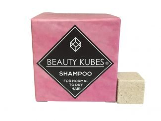 Solid Shampoo for Normal and Dry Hair