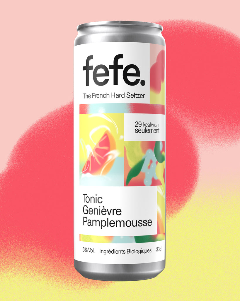 Alternative à la bière | Hard Seltzer