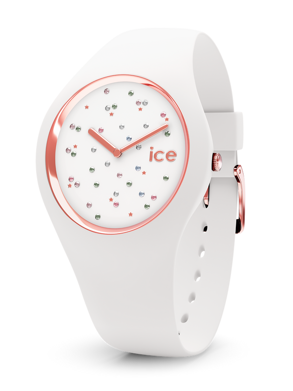 ICE WATCH Cosmos Star White Medium 2H