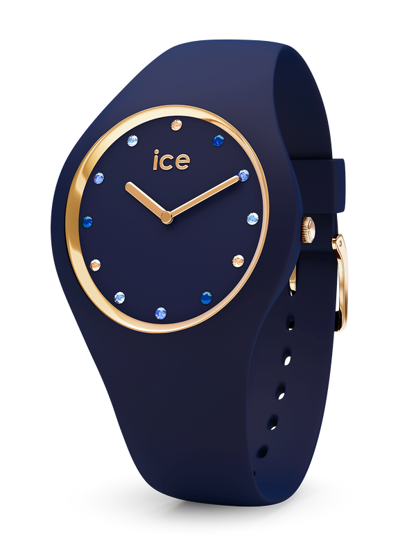 ICE WATCH Cosmos Blue Shades Small 2H