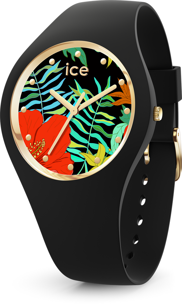 ICE WATCH Flower Jungle Small 3H