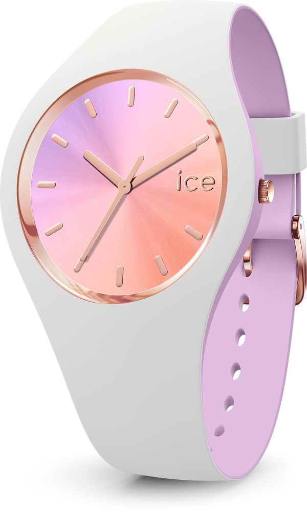 ICE WATCH Duo Chic White Orchid Small 3H