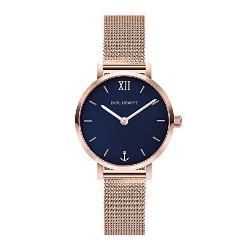 Paul Hewitt Modest Blue Lagoon Mesh Watch