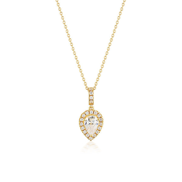 Georgini Luxe Splendore Pendant Gold