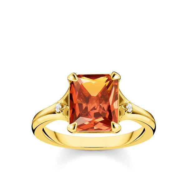 THOMAS SABO - Magic Stones Cognac Ring