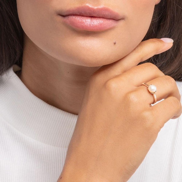 THOMAS SABO - Kingdom Freshwater Pearl Ring