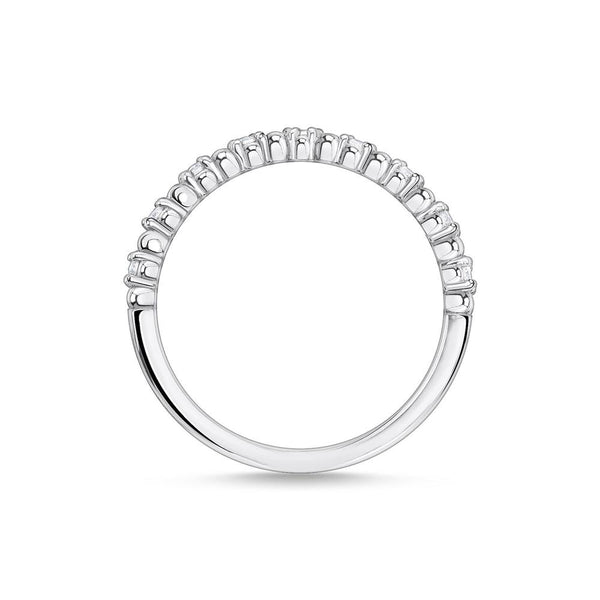 THOMAS SABO - Fine CZ Cross Ring