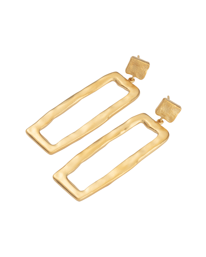 KIRSTIN ASH - Elements Earring 18K Gold Plated