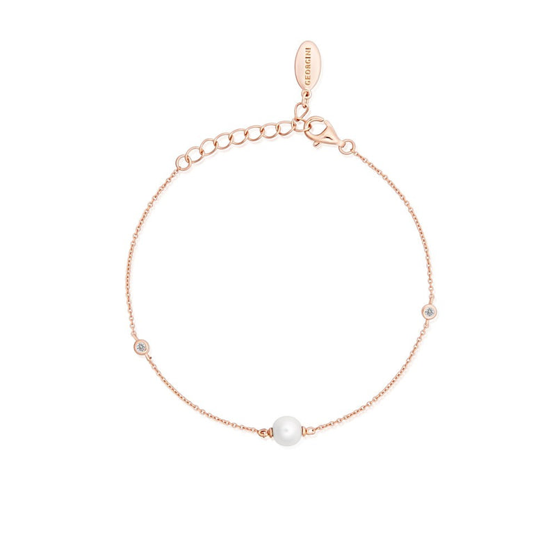 Georgini Heirloom Treasured Bracelet Rose Gold