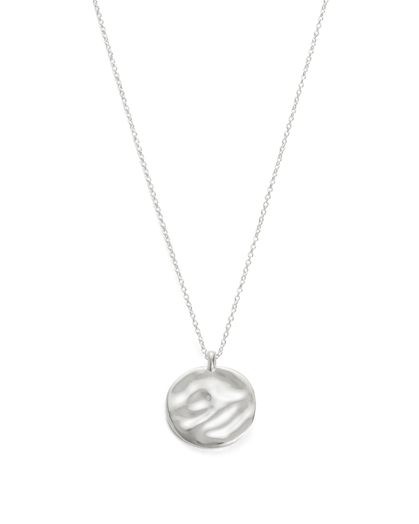 KIRSTIN ASH - Renewal Circle Sterling Silver Necklace