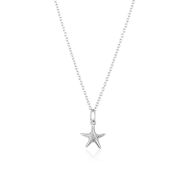 El & Ro - Seastar Silver Necklace
