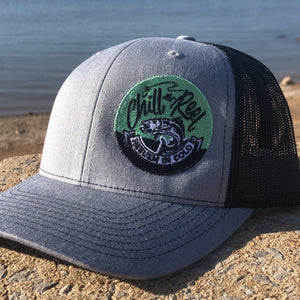 Trucker Hat - Chill-N-Reel