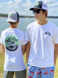 Short Sleeve T-shirt - Chill-N-Reel