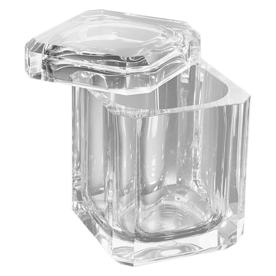 Acrylic Swivel Top Ice Bucket