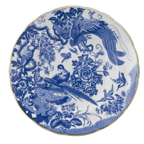 Royal Crown Derby Aves Dinner, Blue