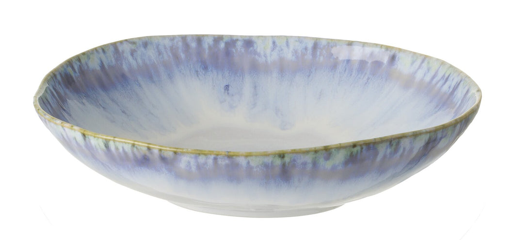 Costa Nova Brisa Pasta Bowl, Blue