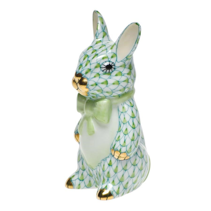 Bunny with Bow Tie, Key Lime