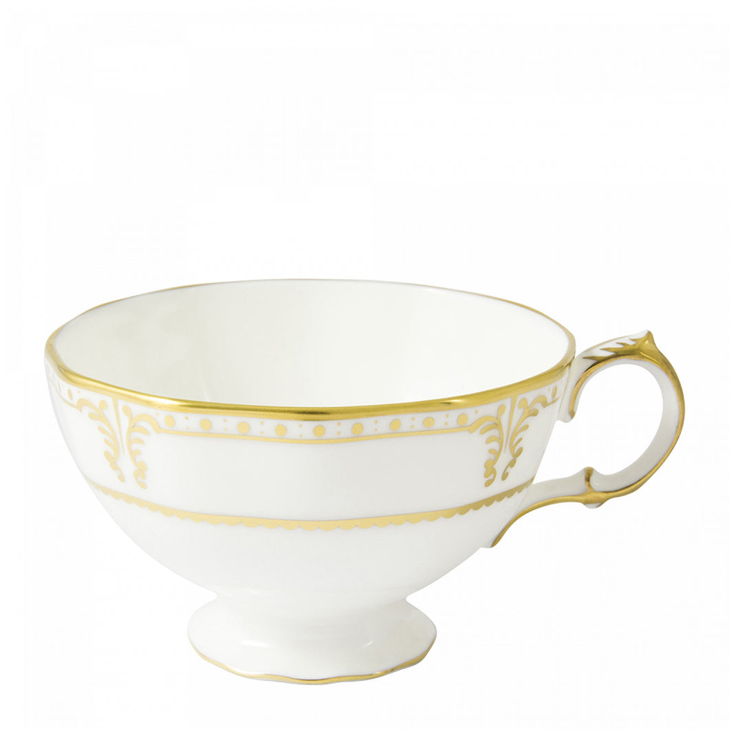 Royal Crown Derby Elizabeth Gold Tea Cup