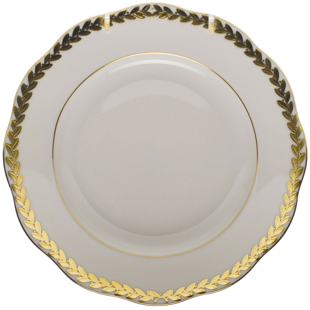 Herend Golden Laurel Bread & Butter Plate