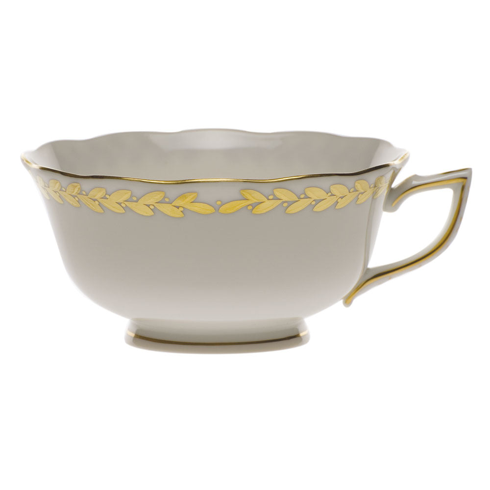 Herend Golden Laurel Tea Cup