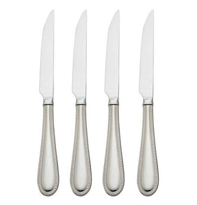 Reed and Barton Lyndon 4 Piece Steak Knife Set